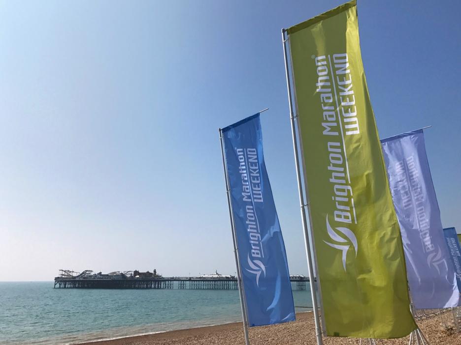NDW50 Wk 21: Brighton Marathon (wc03.04.17)